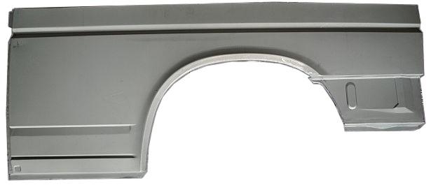 Tôle réparation Garde-boue droit Mercedes w123 4//5-trg Bj 76-86